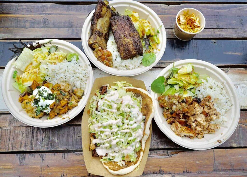 Harambe Market Food at Animal Kingdom