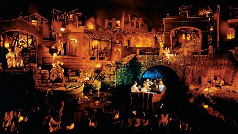 Piratas-do-Caribe-parques-Disney