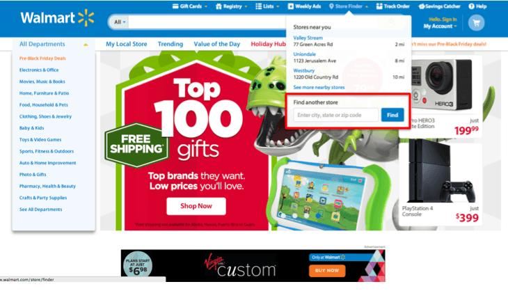 Walmart Orlando - ScreenShot