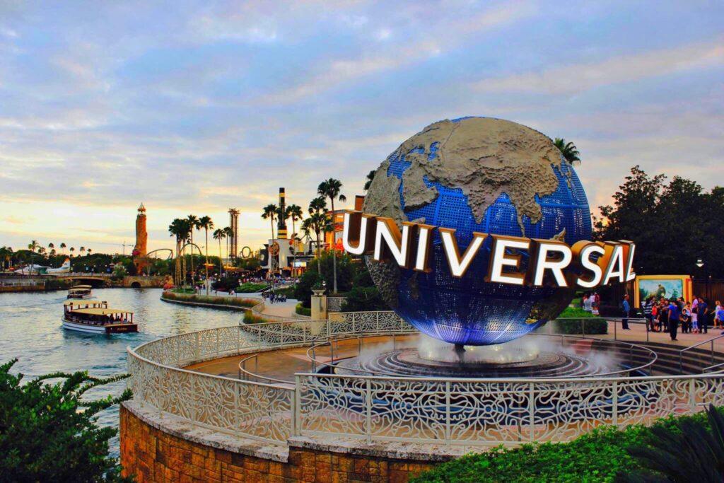 Universal Studios Orlando Parks