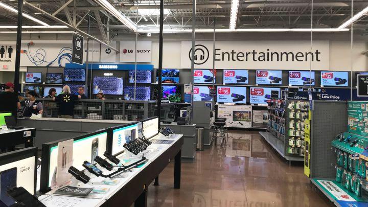 Walmart-store-eletronics