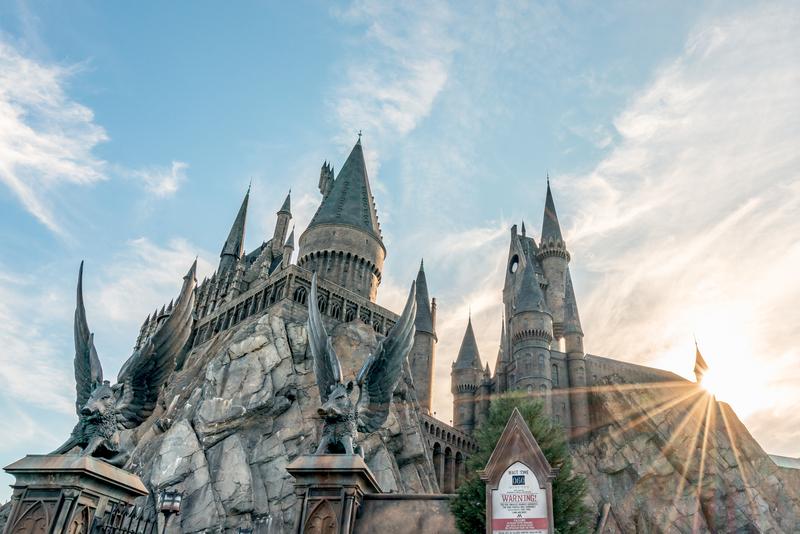 islands of adventure hogwarts