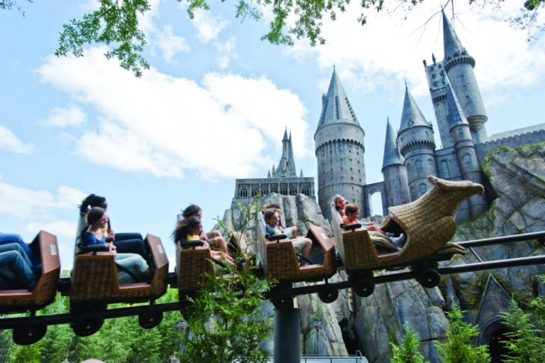 Flight of the Hippogriff - Harry Potter