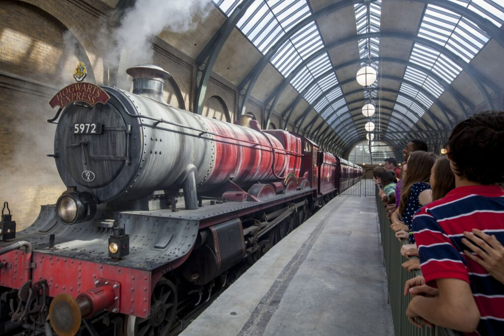 Hogwarts-Express-Universal Studios